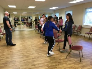 Stockport acting supreme Rob Morris puts our younger actor's through their paces!